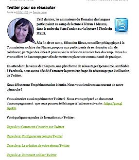RecitDL-Twitter