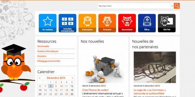 Carrefour Éducation fait peau neuve